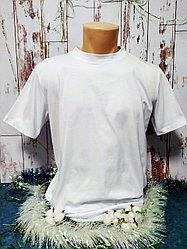 "Футболка Х/Б, р-р:32 ""Fashion kid"", ткань Россия, цвет: белый"
