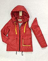 Куртка-жилет деми 2 в 1 L.C.Janiee для девочек