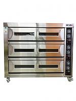 """Электрический жарочный шкаф """"Hoda-6"""". 3 секции, 9 листов."""