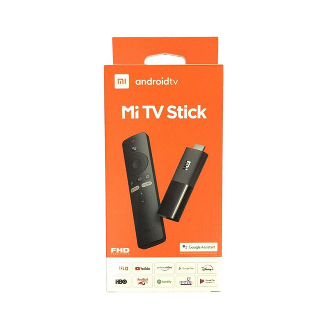 Приставка телевизионная Xiaomi Mi TV Stick Чёрный - фото 1