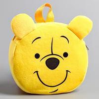 Рюкзак детский плюшевый, Медвежонок Винни и его друзья