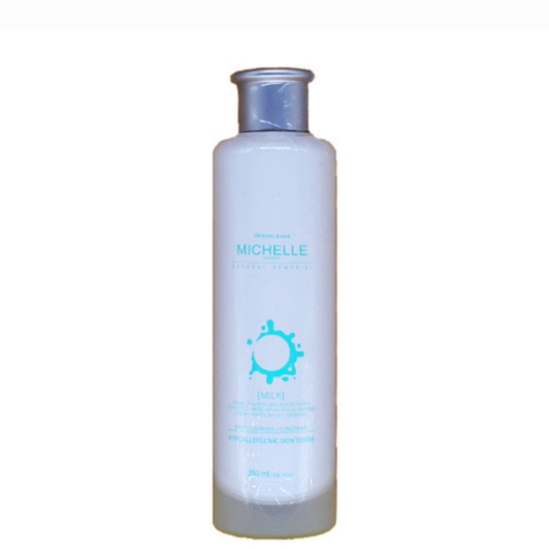 Тонер для лица Milk Hypoallergenic Skin Toner 250ml (MICHELLE)