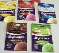 Мороженое Сухая смесь 100 гр, Соленая карамель, Royal Food