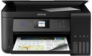 МФУ Epson L4160 фабрика печати