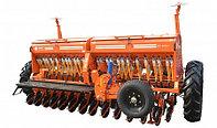 Сеялка зерновая СЗФ-4.000-06V (вариатор, загортач, прикатывающие катки, маркера)