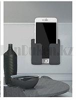 Подставка для телефона с двухсторонним креплением на стену
