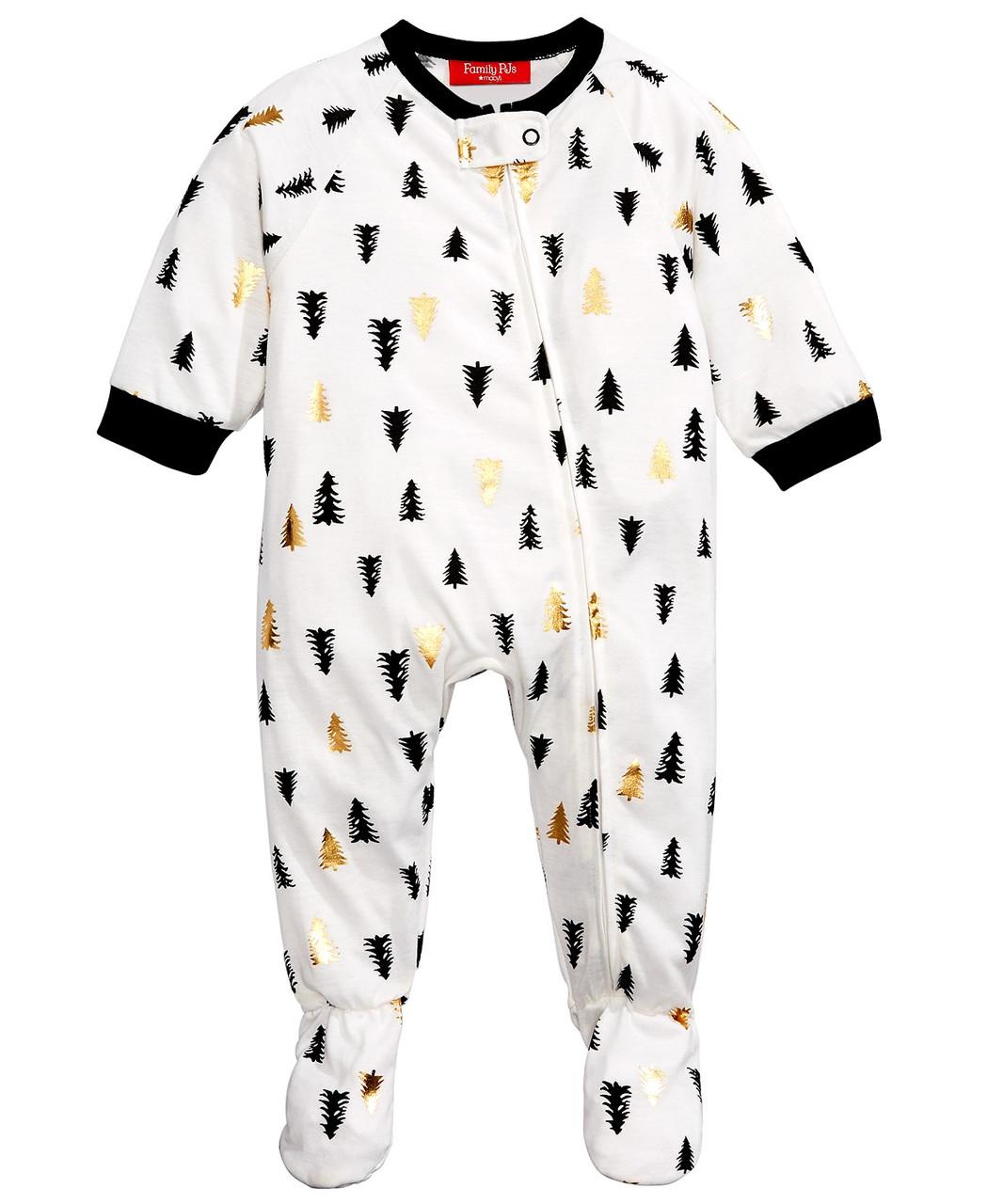Family Pajamas Детский домашний комбинезон - Е2