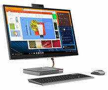Lenovo F0FA002ARK Моноблок IdeaCentre AIO 5 27IMB05 27'' QHD(2560x1440)/Intel Core i5-10400T 2.0GHz Quad/8Gb
