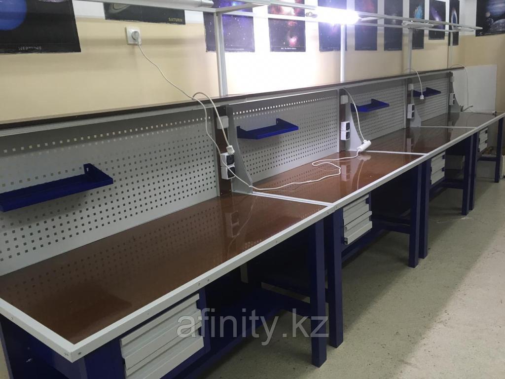 Столы производственные радиомонтажника