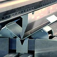 Гибка металла горячая машинная