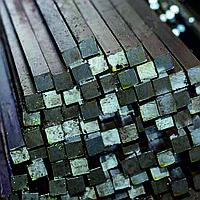 Квадрат жаропрочный 125х125 мм 38Х2МЮА (38ХМЮА) ГОСТ 2591-06