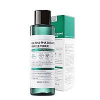 Тонер для проблемной кожи SOME BY MI AHA-BHA-PHA 30 DAYS MIRACLE TONER 150 ml.