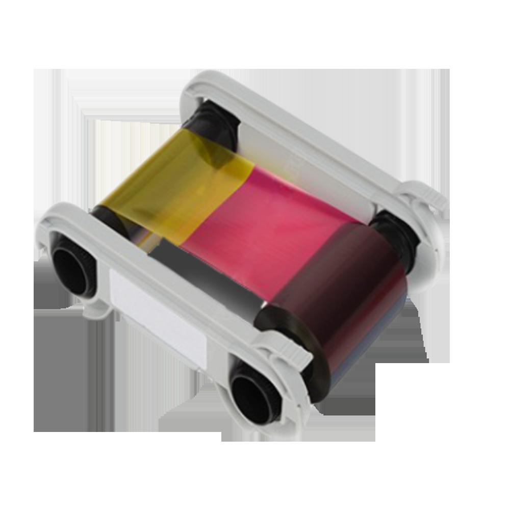 Полноцветная лента YMCKO для принтеров Primacy/Zenius, 200 отпечатков