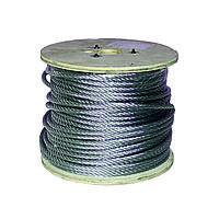 Канат стальной 5,4 мм 12Х18Н10Т (Х18Н10Т) ТУ 14-4-278-73