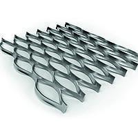 Лист просечно-вытяжной стальной 4 мм ПВЛ 410 3сп25 ТУ 36.26.11-5-89