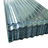 Лист профилированный металлошифер 0,45 мм С21 1.05х0.5-16 ГОСТ 24045-16
