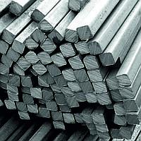 Квадрат стальной 125х125 мм Р12 (ЭП201) ГОСТ 2591-06