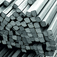Квадрат стальной 125х125 мм ст. 45 ГОСТ 2591-06