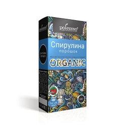 Pokezzno Спирулина органическая ,порошок,100 гр