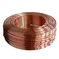 Проволока медно-никелевая 0,25 мм МНЦ15-20 Нейзильбер ГОСТ 5220-18