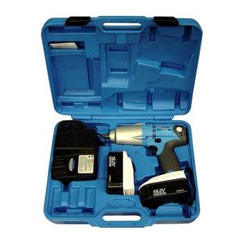 Аккумуляторный ударный гайковёрт - 1392 UNIOR