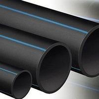 Полиэтиленовая канализационная труба д. 180 SDR 41, 4 атм