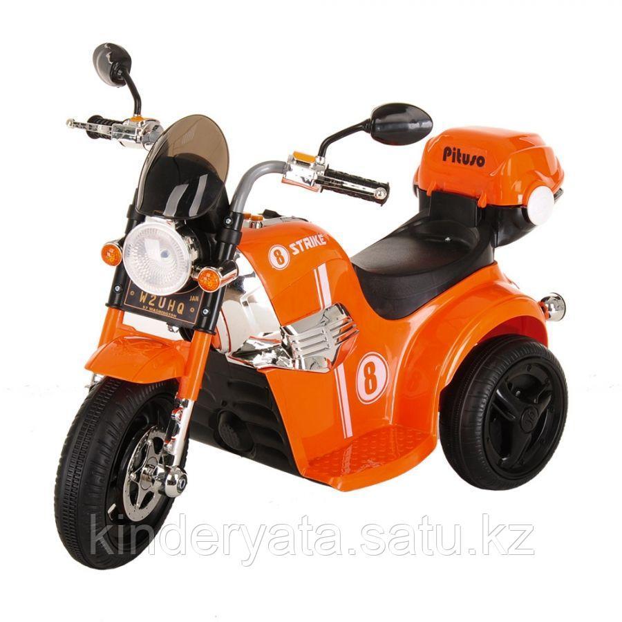 PITUSO Электро-Мотоцикл MD-1188, 6V/4Ah*1