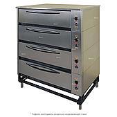 Шкаф жарочно-пекарский Тулаторгтехника ЭШП-4с(у) оцинкованная сталь