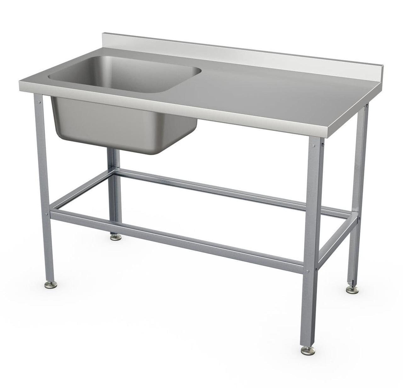 Ванна моечная Atesy ВСМЦС-С-1Л.500.400-1200.600-1-02