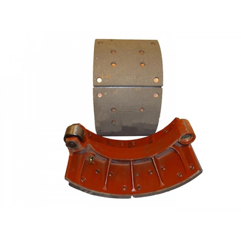 Тормозная колодка задняя (10 верх., 8 нижн. накладок) DZ9112340060