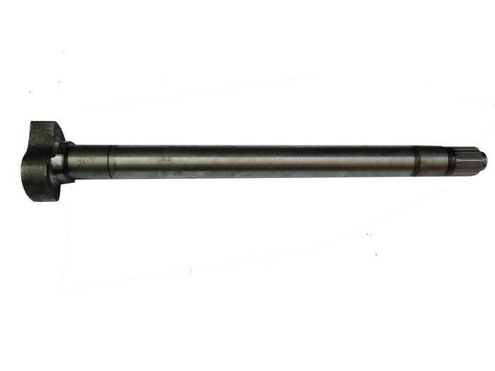 Вал тормозной (разжимной) задний левый L-550, 19 шлицов DZ9112340139