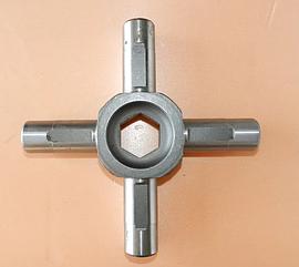 Крестовина дифференциала заднего моста D29, 81.35107.0014