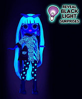 LOL OMG Lights Светящаяся Кукла Неон ЛОЛ ОМГ Груви Бейб (Groovy Babe), 3 серия, ЛОЛ Сюрприз
