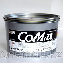 Краска для офсетной печати CoMax Black (черная)