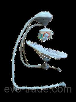 98203 Качели-колыбель Fitch baby (серый)