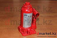 Домкрат гидравлический бутылочный 5 тонн, 155 мм - 320 мм, фото 1