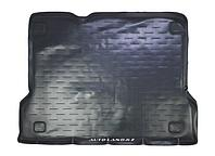 Коврик в багажник УАЗ Patriot (с октября 2014-2021)