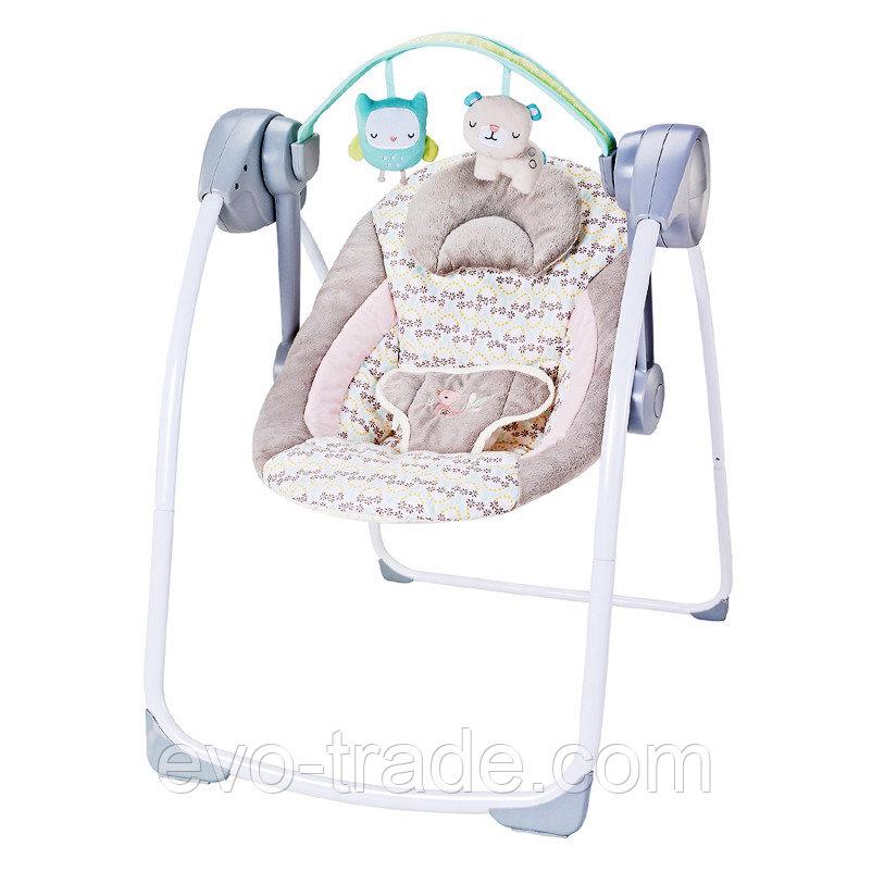 Электронные качели Fitch Baby Совёнок 98205