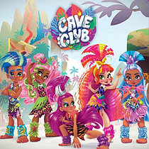 Cave Club куклы Пещерный клуб