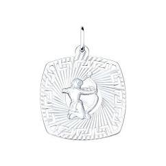 Кулон из серебра