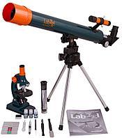 Набор Levenhuk LabZZ MT2: микроскоп и телескоп Артикул: 27514