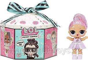 LOL Present Surprise  ЛОЛ в подарочной коробке серия 2 Зодиак