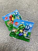Шоколадные яйца Зайчики Friedel 100гр