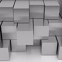 Квадрат стальной 40Х ГОСТ 2591-2006 230х230 L=4-6 м