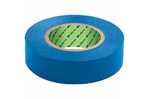 Изолента ПВХ, 15мм х 10м, 130 мкм, синяя//