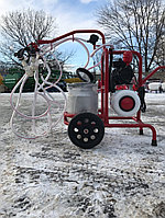 Турецкий доильный аппарат для коз 20л Telsar