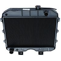 Радиатор охлаждения УАЗ-3741/3151 медный 3-х рядный 1975