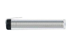 Припой Sn60Pb40, D 1 мм,10 г, на пластмассовой катушке// Sparta