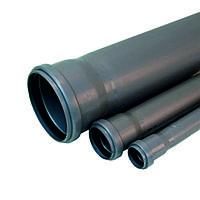 Труба канализационная НПВХ 250 мм ГОСТ 32413-2013 для частного дома