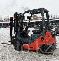Вилочный погрузчик Тойота 1.6 тн 2008г, фото 3